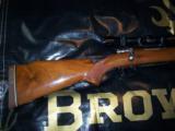 Browning Safari .338 1962 Browning 3 X 9 - 1 of 6