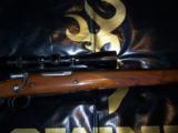Browning Safari .338 1962 Browning 3 X 9 - 2 of 6