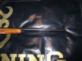 Browning Safari .338 Win Mag 1962 2 X 7 Browning Scope - 3 of 5