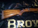 Browning Safari .338 Win Mag 1962 2 X 7 Browning Scope - 1 of 5