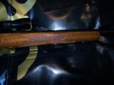 Browning Safari .338 Win Mag 1962 2 X 7 Browning Scope - 2 of 5