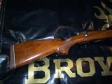 Browning Safari .338 Win Mag 1962 - 1 of 5