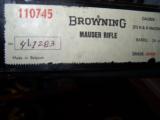 Browning Safari 375 H & H NIB or LNIB 1964 - 8 of 8