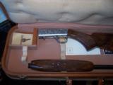 Browning Grade III 22 LR Jap 1983 T. Naka W/Airways Case - 2 of 5