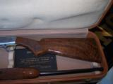 Browning Grade III 22 LR Transition 1975 Unsigned W/Hartmann Case