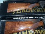 Browning Model 71 Hi-Grade .348 Win Same Serial Number Set Rifle & Carbine NIB