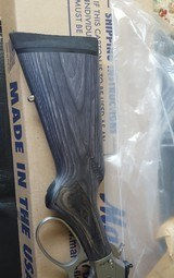 Marlin New Stainless Laminate 357 NIBB
