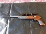Anschutz Exemplar 22 LR /Leupold Scope