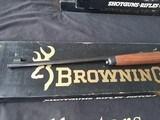 Browning Grade I Model 65 218 Bee NIB - 7 of 7