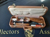 Browning ATD Grade II Belgium Hartmann Case - 1 of 7