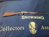 Browning Model 1886 Hi-Grade 45-70 Octagon