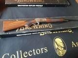 Browning Model 71 Hi-Grade Rifle 348 NIB