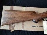 Kimber of Oregon Model 82 Classic 17K Hornet NIB - 2 of 7