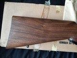 Kimber of Oregon Model 82 Classic 22LR LH NIB - 2 of 7