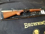 Browning Model BPR 22 LR NIB