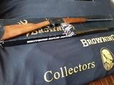 Browning Model 1886 Grade I Rifle 45-70 NIB