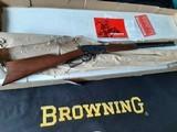 Winchester Model 94 Trails End 357 NIB Case Colored