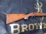 Browning A-Bolt 22 Like New