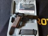 Browning Hi Power 9MMCapitan Tangent Sights NIC