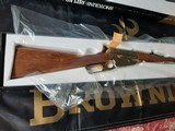 Browning Model 1895 Hi-Grade 30-40 Krag NIB