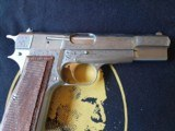 Browning Hi-Power Classic NIC 9 MM - 4 of 7