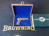 Browning Hi-Power Classic NIC 9 MM - 1 of 7