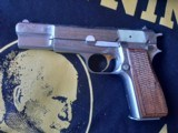 Browning Hi-Power Classic NIC 9 MM - 5 of 7