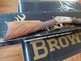 Browning Model 1886 Hi Grade Rifle 45-70 NIB