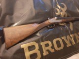 Browning BSS 12Ga Sideplate New - 1 of 7