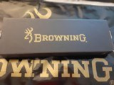 Browning Model SA 22LR Maple NIB - 6 of 6