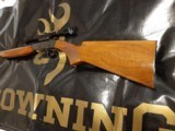 Browning Belgium Grade I SA 22LR / Browning Scope