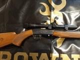 Browning Belgium Grade I SA 22LR W/ scope