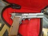 Browning Belgium C Series Hi Power W/Pouch