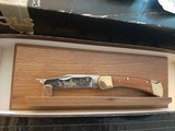 Browning Wyoming Centennial W/Buck Knife NIB - 7 of 13