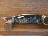 Browning Wyoming Centennial W/Buck Knife NIB - 13 of 13