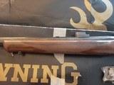 Browning Wyoming Centennial W/Buck Knife NIB - 12 of 13