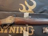 Browning Wyoming Centennial W/Buck Knife NIB - 4 of 13