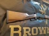 Browning BLR 257 Roberts