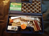 Colt 45ACP Model 70 Stainless NIB