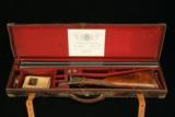 Cogswell & Harrison Sandhurst 12 Bore Cased