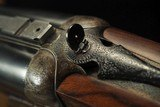 James Purdey Best Sidelock Double Rifle in Very Rare .369 Purdey - 8 of 13
