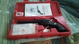 ruger 50th anniversary with Box new
