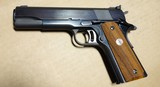 Colt Gold Cup National Match Pre 70 45 ACP Near Mint