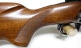 Pre 64 Winchester 70 338 Magnum Near Mint w/ ultra RARE checkering defect! - 3 of 25