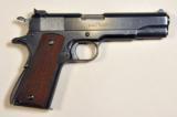 Colt Service Model Ace- #1884 - 1 of 6
