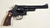 Smith & Wesson 1950 Target- #2424 - 1 of 6