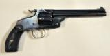 Smith & Wesson New Model #3- #2526 - 1 of 12