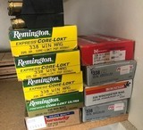 .338 WINCHESTER MAGNUM - 1 LOT OF 9 BOXES