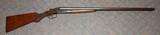 """LEFEVER Model Grade DS 16 Gauge Side Locks 28"""" F&F"""