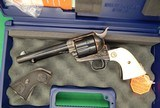 Colt SAA, 3rd Genertion, 44-40, Ivory Grips, New in box